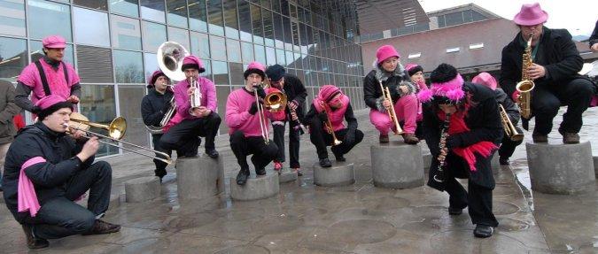 Pink It Black rend joyeuses même les journées pourries de Novembre